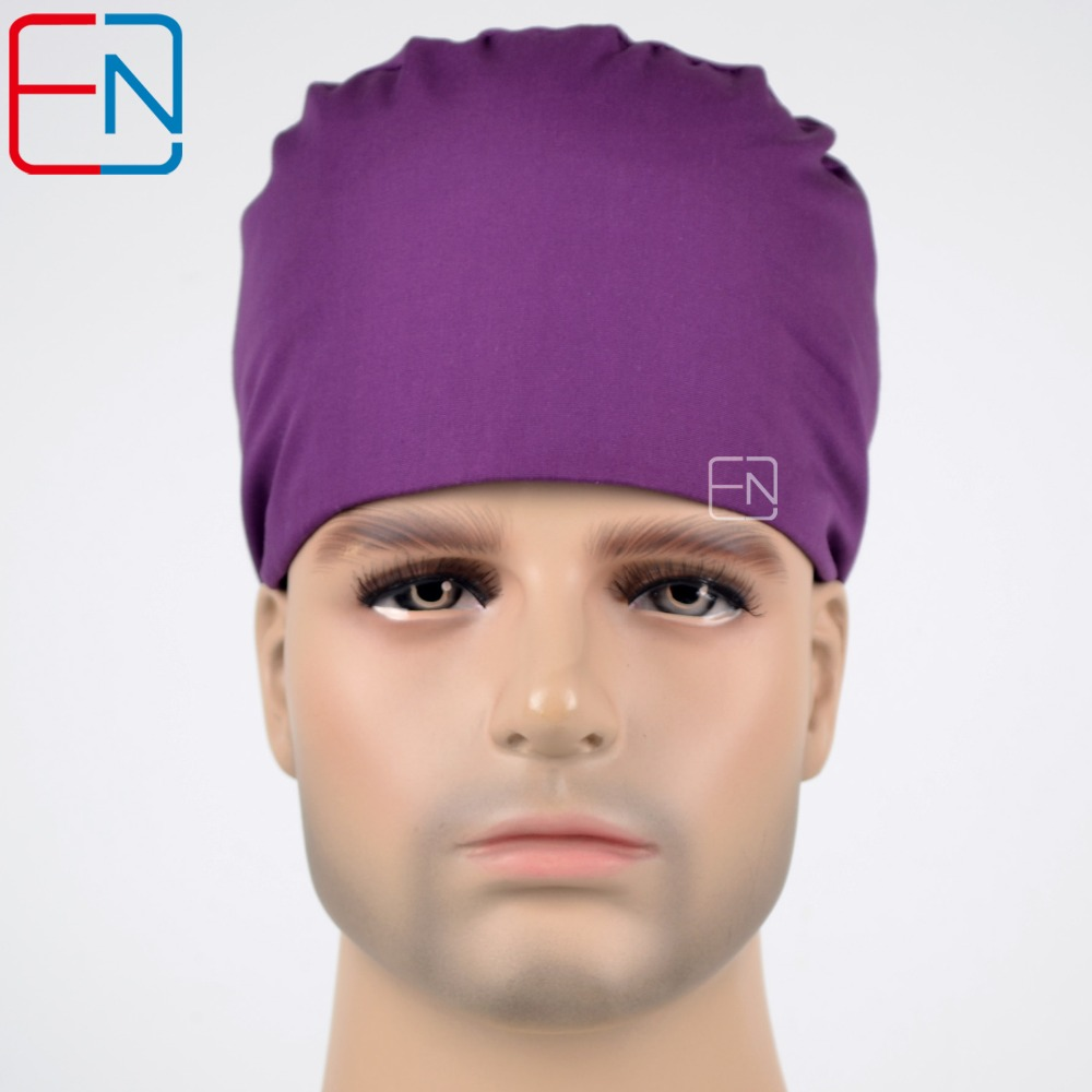 October New Unisex Surgical Caps 100% Cotton With Sweatbands Music Carnival03