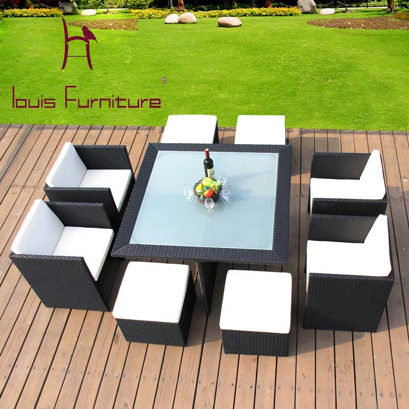 Modern home sitting room the cane makes up furniture combination Creative  outdoor leisure weaving rattan chair. Compare Prices on Making Garden Furniture  Online Shopping Buy Low