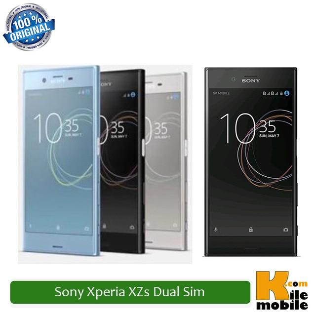 "Original Sony Xperia XZs G8232 5.2"" inch 4GB RAM 64GB ROM 19MP Snapdragon 820 Dual Sim LTE Smartphone"