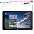 "Nova chegada para tbook11 teclast 10.6 ""tablet 9 h hd limpar tela de vidro temperado film protector para teclast tbook guarda 11 tela"