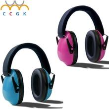 2017 New Children Foldable Headphones Ear Protectors Headset Portable Earphone Hearing Protection Soundproof Ear Muff Anti-noise