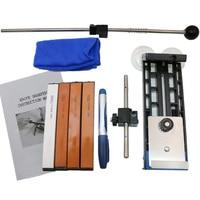 Hot Sale Pro Knife Sharpener Updated Professional Kitchen Knife Sharpener System 4pcs Whetstones