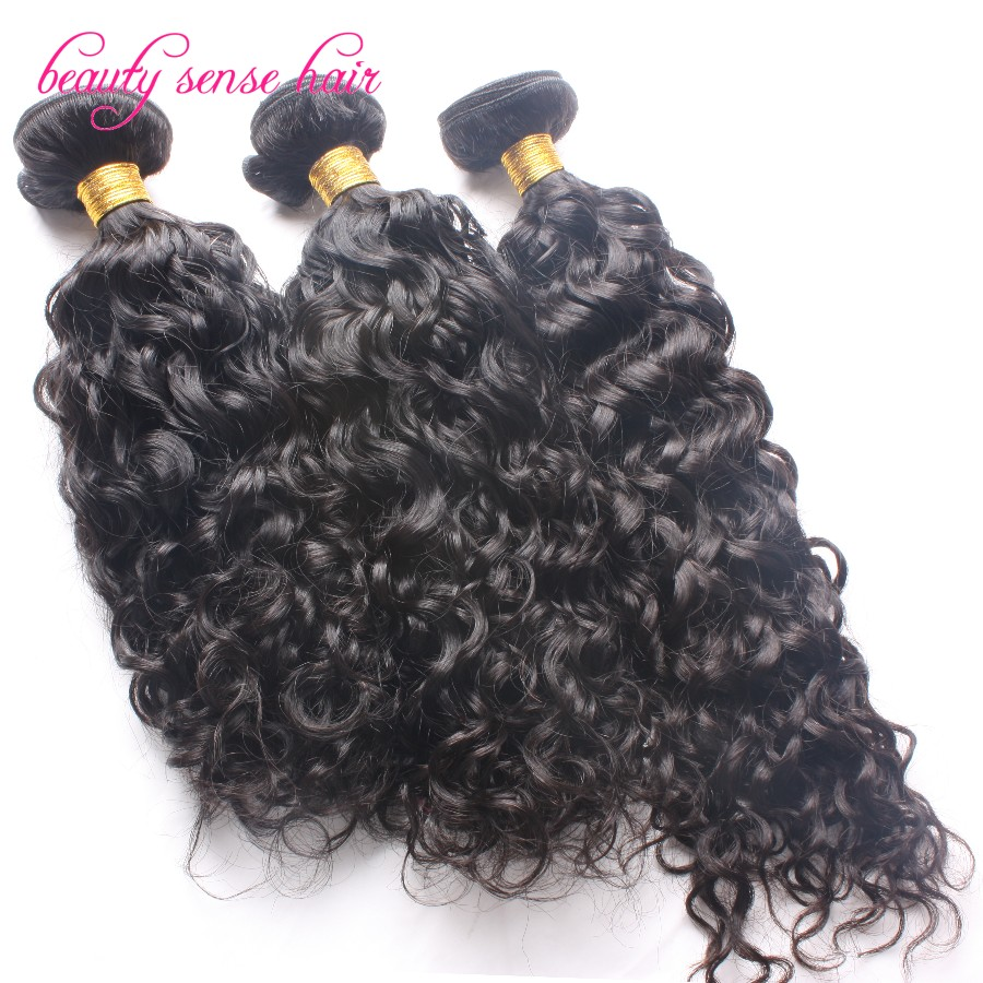 100% Human hair Extensions virgin Peruvian hair weaving 3 pcs/lot cheap price real peruvian Curly hair weft free shipping от Aliexpress INT