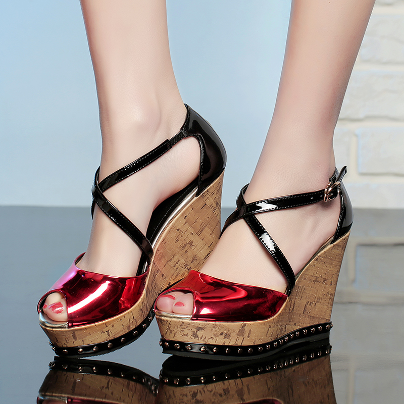 Popular Nice Wedge Heels-Buy Cheap Nice Wedge Heels lots from ...