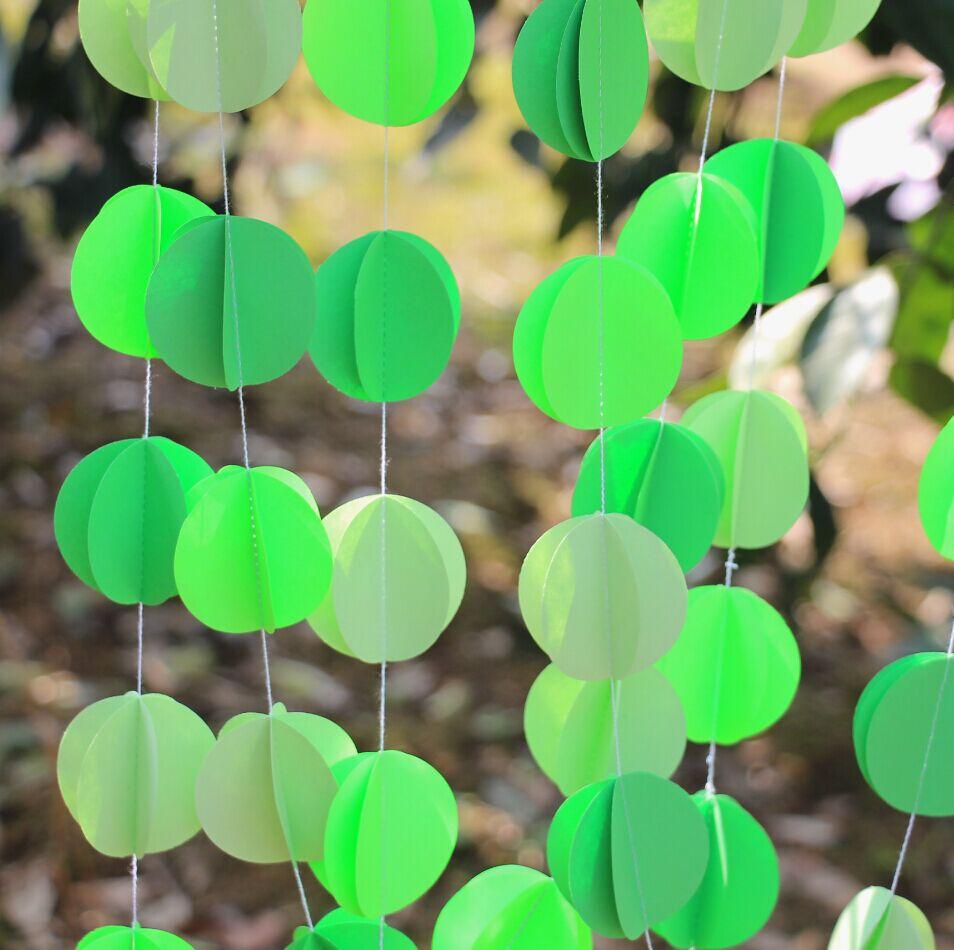 Online kopen wholesale groene pom poms uit china groene pom poms ...
