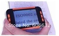 гарантированная 100% китай дешевые 3.5 дюймов плохое зрение видео лупа карманные, чтение лупа