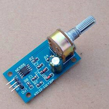 Free Shipping!!! NE555 produced PWM signal output module / P