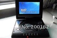 новый портативный проигрыватель DVD-плеер 7.8 дюймов широкоэкранный электронный гаджет