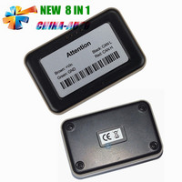 10pcs Lot DHL Free New Design Adblue Emulator 8in1 V3 Adblue Emulator OBD2 Remove Tool Adblue