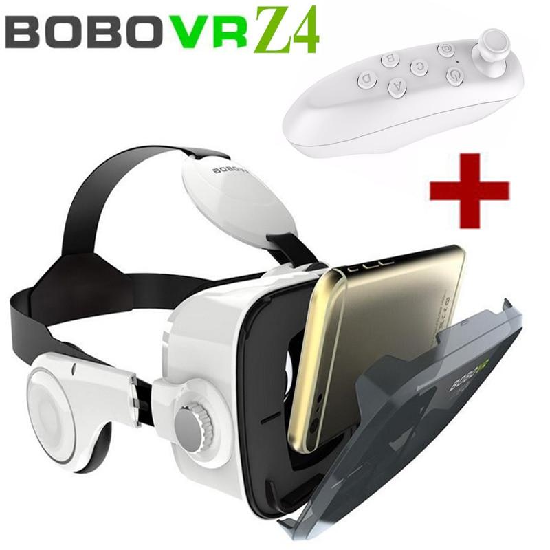 100% Original Xiaozhai Bobovr Z4 mini Z4 <font><b>Virtual</b></font> <font><b>Reality</b></font> 3D <font><b>Glasses</b></font> <font><b>Oculus</b></font> <font><b>VR</b></font> <font><b>Box</b></font> Video Game with Headphone+Original Controller