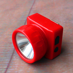 Save 30% Coreless Miner Headlamp 1W 6+1 Li-ion Waterproof Led Headlamp YJM-4625