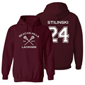 Teen Wolf Stilinski 24  Men Sweatshirts 2017 Spring Fashion Hooded Hip Hop Style Streetwear 378 Tracksuit Fleece  Brand Clothing