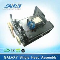DX5 одной головы Galaxy Cap станции/насос в сборе для Galaxy машины (один комплект с кабель с рамкой)