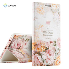 Luxury New Arrivals PU Leather 3D Relief Printing Stereo Feeling Flip Cover Case For OPPO R9 Plus 6.0″ With Stand Phone Bag