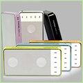Горячие продажи Panda DS130 цифровой диктор Литиевая батарея FM радио SD карта портативный радио Бесплатная доставка