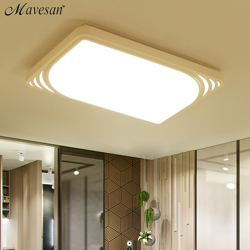 Hot Selling 24g Remote Ceiling Light Cold White Warm Smart LED Lamp Shade Modern For Living Roombedroom
