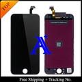 Envío Gratis + Tracking No. 100% probado Para estrenar 4.7 'para iphone 6 pantalla lcd display digitalizador de montaje blanco/Negro