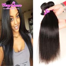 Grade 7A Indian Straight Virgin Hair 4 Bundles Ms lula Cheap Indian Remy Hair Alidoremi Hair Indian Virgin Hair Silky Straight