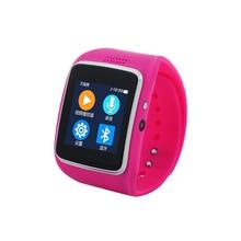 In Uhr Schwarz Smartwatch Mit Sim Karte Eigenstandiges Handliche Wasserdichte Uhr Uhren Iinteligente Android Uhr GSM Pedometer