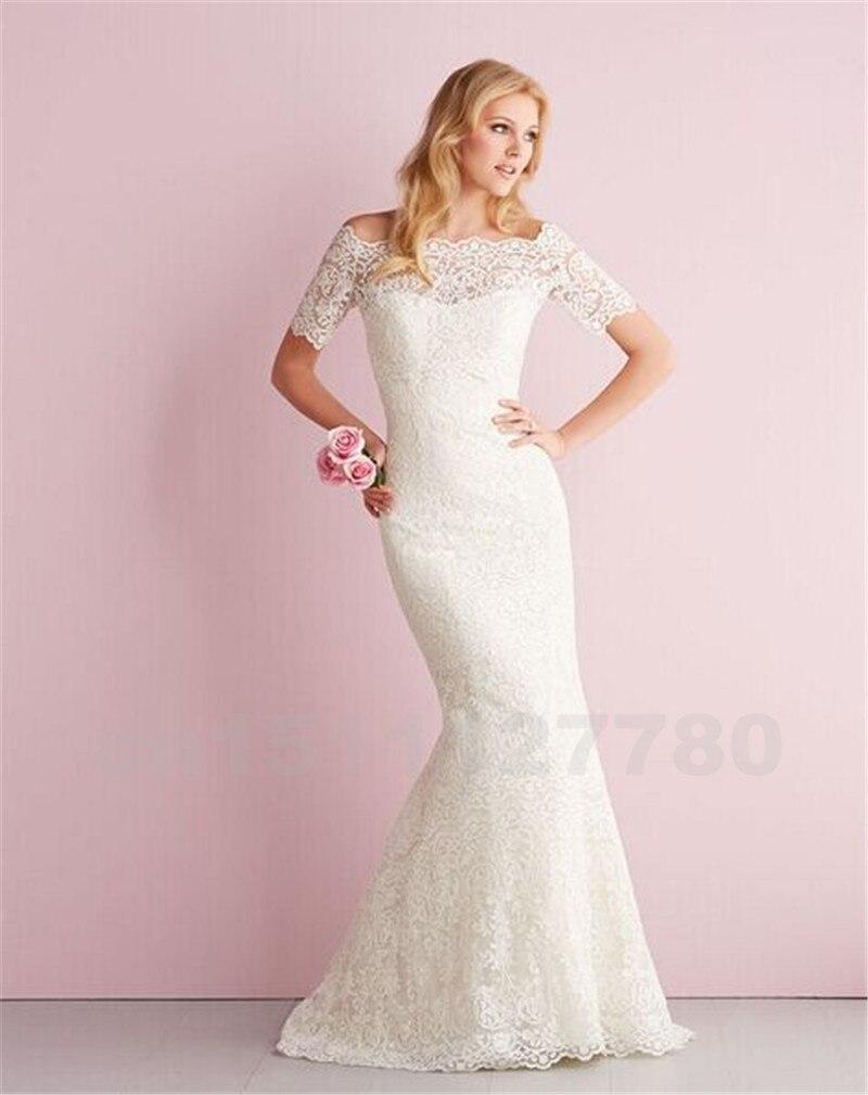 Online Get Cheap Simple Modern Wedding Dress -Aliexpress.com ...