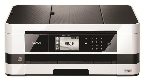 Barato tamaño A3 todo en uno multifuncional MFC-J2510 con ciss cartucho de impresora de inyección de tinta
