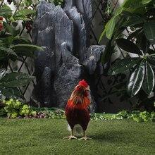 China manufacturer rooster garden decor