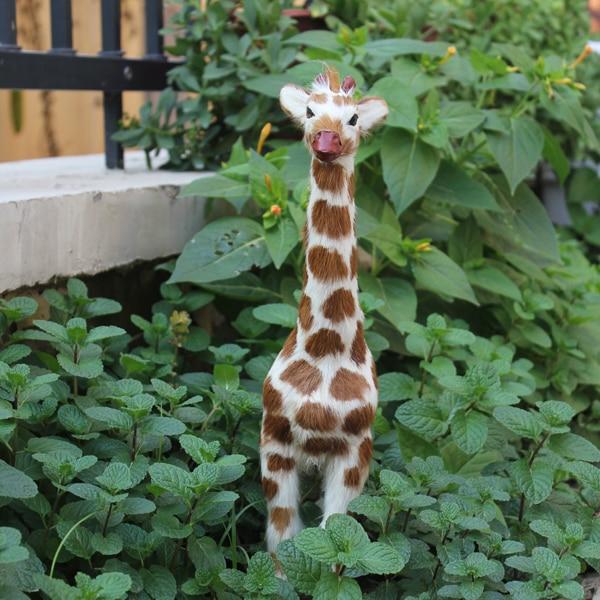 christmas decoration mini giraffe от Aliexpress INT