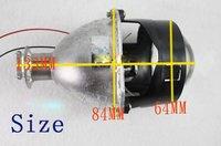 универсальный спрятал биксеноновая ксенон проектор фары линзы привет / Lo лёгкие ксенон комплект ангел глаз Н1 Н4 Н7 9005 9006 4300 к 6000 к