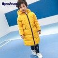 Мальчики куртки бренд дети верхняя одежда мода мальчики и девочки зимнее пальто с длинным рукавом мальчиков зимние куртки ветрозащитный детская одежда
