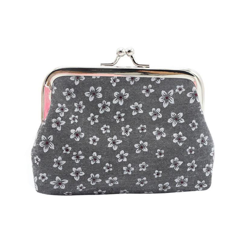 все цены на  Coin Purse Wallet Womens Bag Retro Flowers Pouch Canvas Wallets Key Card Holder Purses Clutch Handbag Bolsa Feminina  онлайн