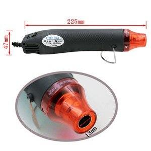Image 4 - 110 220v ヒートガン電動工具熱風 300 ワット温度 DIY ホットエアガン米国の規制プラグ