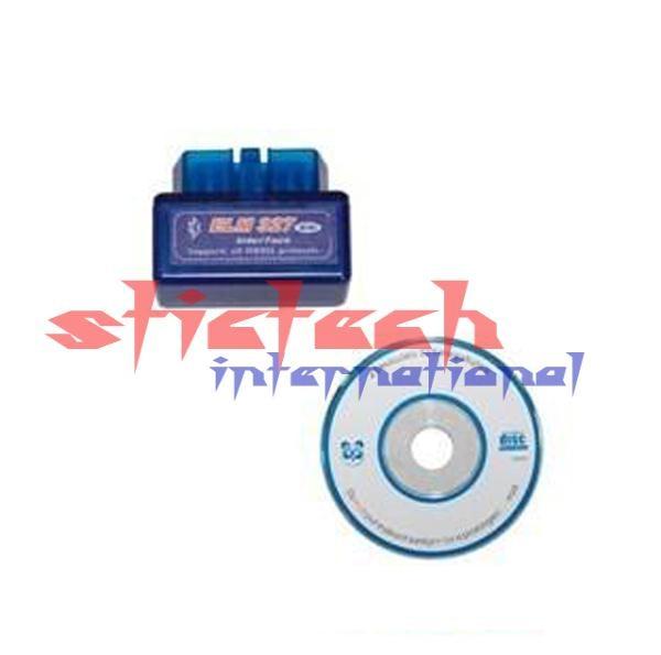 От DHL или FedEx, 50 шт в наборе, мини elm327 Bluetooth OBD2 v2.1 V1.5 PIC18F25K80 зажим OBD 2 сканер OBDII адаптер диагностический инструмент