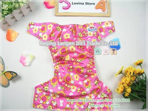 Babyland цветной принт, дизайн,, акция 30%, скидка, детские тканевые подгузники, заводская цена