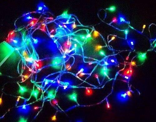 10 м Красочные вечерние 100 партия Строка Фея светодио дный светодиодные фонари для детского праздника