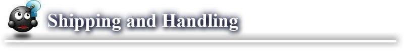 ShippingandHandling