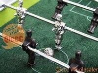 оптовая продажа 10 шт./высокое качество мини лот 10 ' настольный футбол топ футбольный матч супер предложения на рождественских день [ 50 с EMS для экспресс