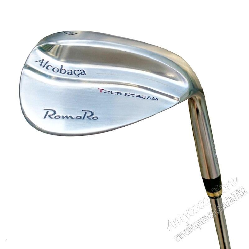 Nuevos mens Golf Clubs RomaRo Golf Wedges De Alcobaça 50.52.56.58/1 Unids N. S.