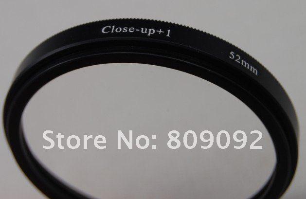 GODOX 52 мм Макро крупным планом+ 1 фильтр объектива для цифровой камеры
