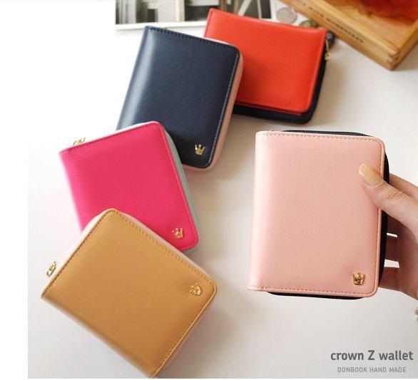 Women Girls PU Leather Wallet Purse Long Handbag Clutch Credit Card Holder Z