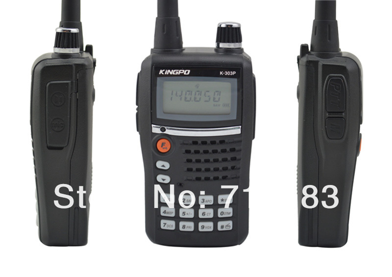 Kingpo K-303P VHF 136-174 MHz 5 W