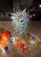 Dekoration Zeitgenössische Mundgeblasenem Glas Französisch Kronleuchter