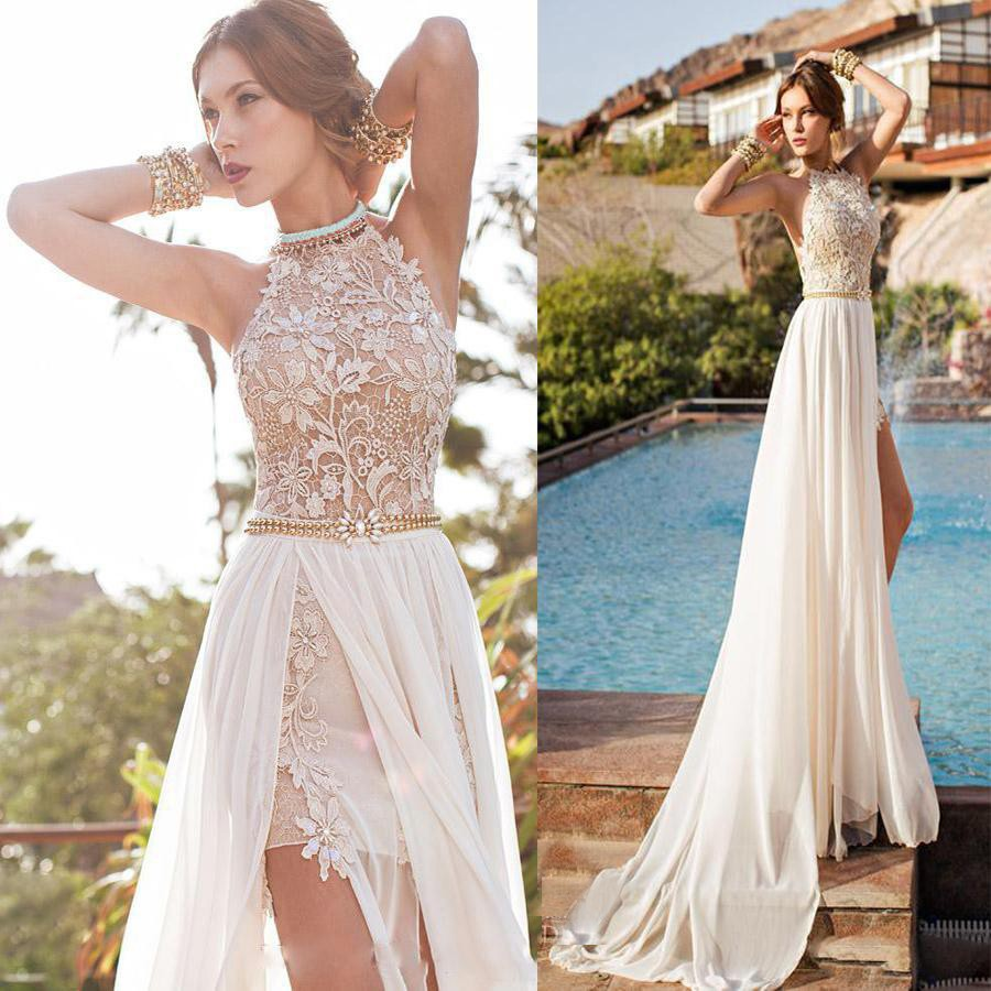 Popular Ivory Prom Dresses-Buy Cheap Ivory Prom Dresses lots from ...