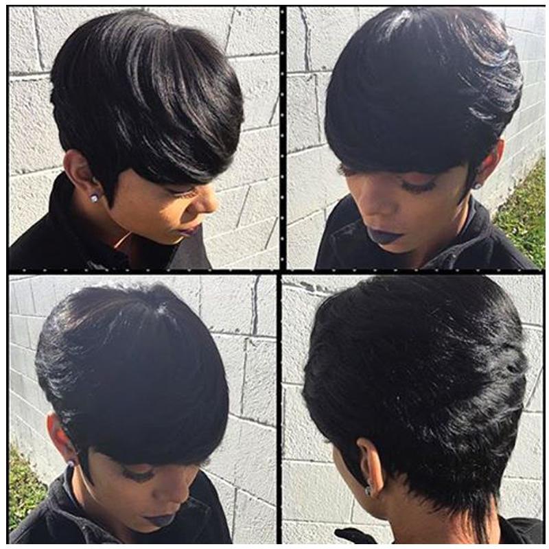 Marvelous 27 Piece Human Hair Borbotta Com Short Hairstyles Gunalazisus