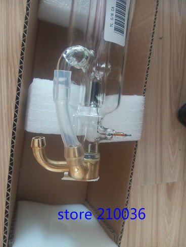 best quality low power  800MM over length medical co2 theropy beauty tube