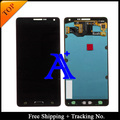 Free Shipping + Tracking No. 100% Test Original For Samsung Galaxy A7 A7000 LCD Digitizer Assembly With Home Button-White/Black