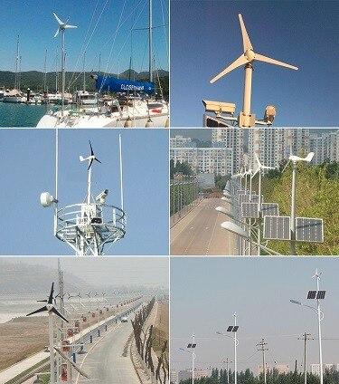 300w 12v dc wind generator