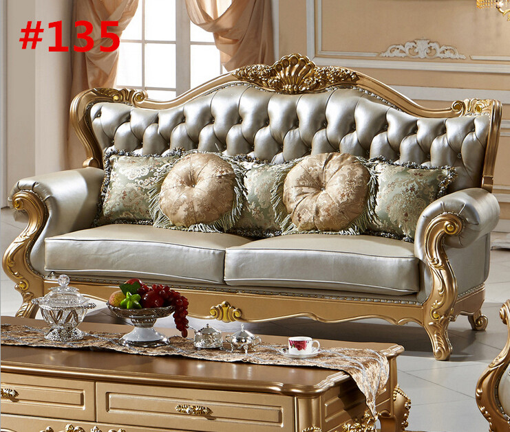 Luxury classic design furniture hand carving classic for Sofa royal classic
