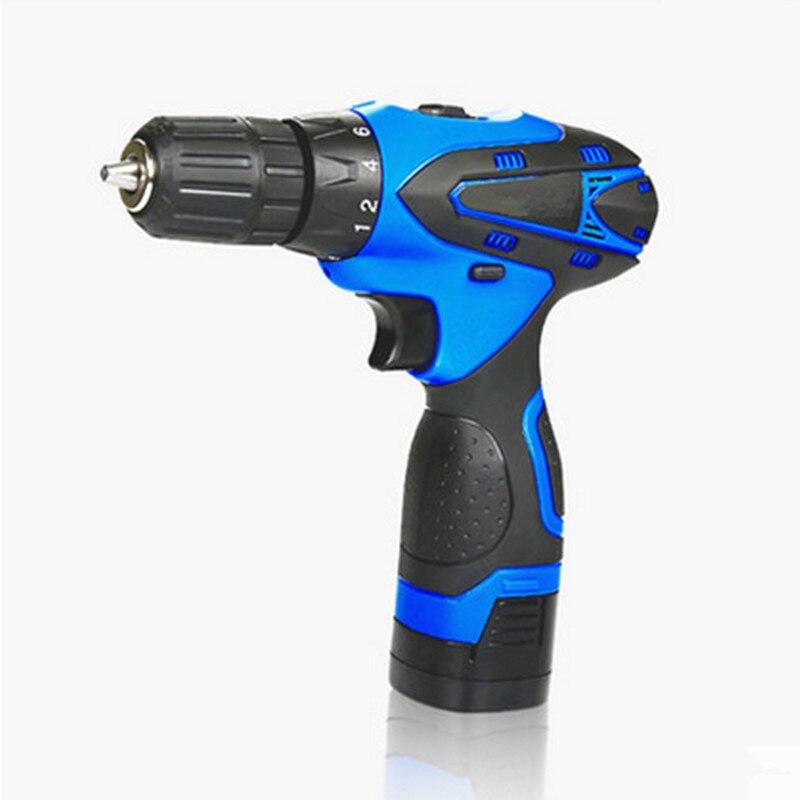 Visseuse sans fil 12 V/16 V/21 V perceuse électrique Rechargeable Mini perceuse Taladro Inalambrico outils électriques Avvitatore A Batteria