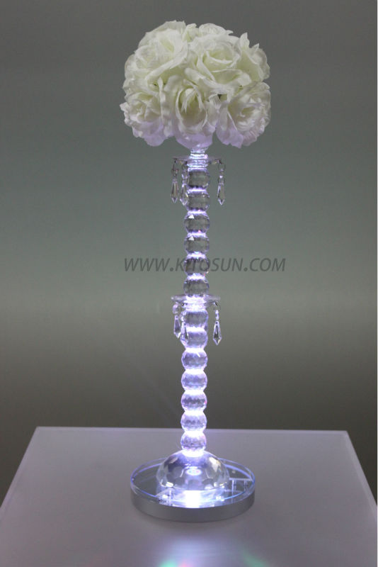 8inch 3W RGB centerpiece light white
