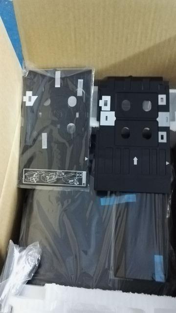 Camiseta máquina de impresión para epson 6 color pvc/a4 foto/tarjeta de identificación/t50 impresora de inyección de tinta impresoras de sublimación